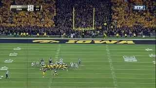 Download Marshall Koehn 57-Yard Game-Winning Field Goal vs. Pitt Video