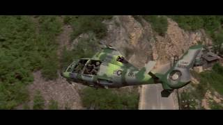 Download The Peacemaker 1997 - USAF Helicopter Scene HD Video