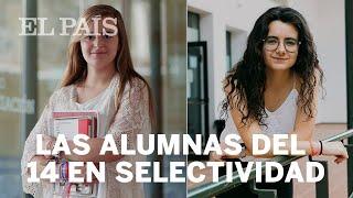 Download SELECTIVIDAD | Las dos estudiantes que han obtenido un 14 de 14 | España Video
