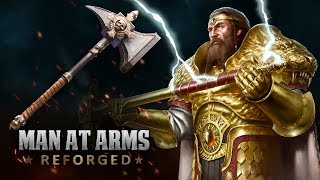 Download Hammer of Sigmar - Warhammer - MAN AT ARMS: REFORGED Video