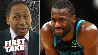 Download Kemba Walker might be the only free agent LeBron can recruit to the Lakers – Stephen A. | First Take Video