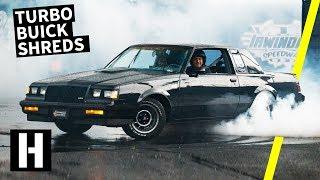 "Download Buick Grand National Shreds the Burnyard and ""WE"" Wreck Shartkart! Video"