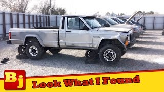 Download Cheap Jeep - A Rare Find at the Salvage Yard Video