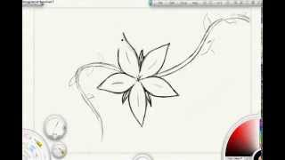 Download Flower Drawing Video