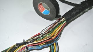 Download How to DIY - wiring harness restoration Video