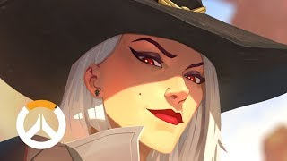 Download [NOW PLAYABLE] Ashe Origin Story | Overwatch Video