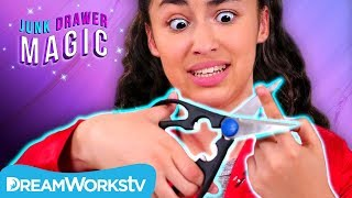 Download Cutting Off Your Finger Trick | JUNK DRAWER MAGIC Video