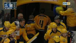 Download Gotta See It: Predators & Lightning brawl after Ellis blindsides Brown Video