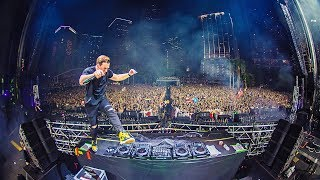 Download Hardwell LIVE at Ultra Music Festival Miami 2018 Video