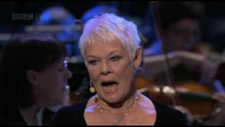 Download Dame Judi Dench sings ″Send in the Clowns″ - BBC Proms 2010 Video