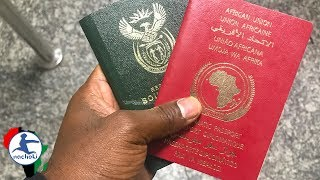 Download Top 10 Most Powerful Passports in Africa Video