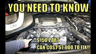 Download What the Hell was Mercedes thinking? Major Engine Problem You Should Look Out For. Video