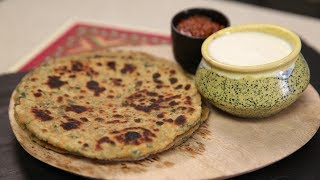 Download Mixed Vegetable Parantha | Family Food Tales with Mrs Alyona Kapoor | Sanjeev Kapoor Khazana Video