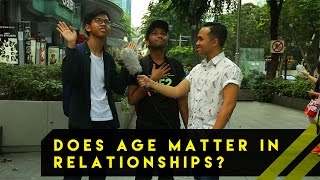 Download Does Age Matter In Relationships? | Word On The Street | EP 19 Video