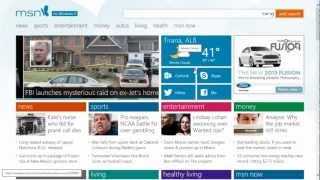 Download Internet Explorer 10 Metro Style in Windows 8 - Preview Video