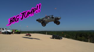 Download Silver lake sand dunes 2018 Big Jump Video