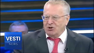 "Download ""All the French Are Good For Is Groping"" - Zhirinovsky on France's History, Right Up to the Present Video"