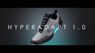 Download Nike - hyperadapt 1.0 Video