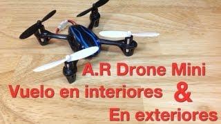 Download Cuadricoptero JXD 385 a control remoto - Hermano menor A.R. Drone Video