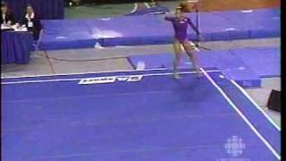 Download Tasha Schwikert - 2002 Pacific Alliance Championships Event Finals Floor Exercise Video