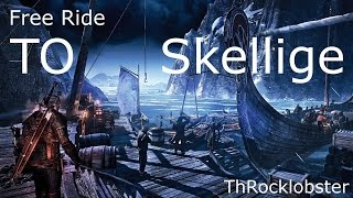Download Witcher 3 (How to Get to Skellige Free) Video