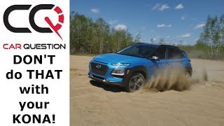 Download OFFROAD SAND TEST : 2018 Hyundai Kona 1.6L Turbo AWD   Quick Review Part 4/4 Video