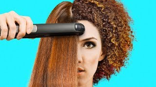 Download 35 AWESOME HAIR HACKS TO BECOME A PROFESSIONAL STYLIST Video