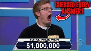 Download Top 5 Luckiest GAME SHOW WINNERS OF ALL TIME! Video