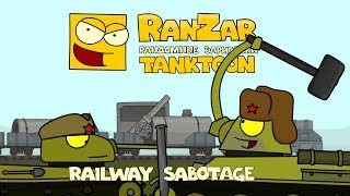 Download Tanktoon: Railway Sabotage. RanZar Video