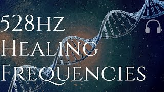 Download 🎧 528HZ Healing Frequencies! (528Hz | Repairs DNA & Brings Positive Transformation) Video