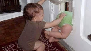 Download TRY NOT TO LAUGH at SUPER FUNNY KIDS - Funny KID & BABY compilation Video