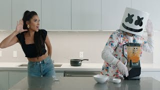 Download WORLD's HOTTEST SALSA 🌶️🔥(Feat. Shay Mitchell) | Cooking with Marshmello Video