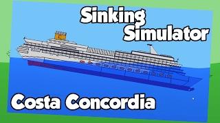 Download Sinking Ship Simulator - Costa Concordia and MS Estonia Video