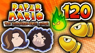Download Paper Mario TTYD: House of Scary - PART 120 - Game Grumps Video