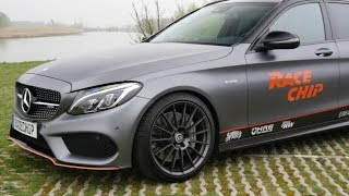 Download How fast is the RaceChip Mercedes-AMG C43 Estate? Video