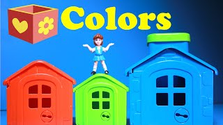 Download Colors for Children to learn | Bellboxes learning Videos | For Babies to learn colours Video