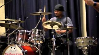Download Tony Royster Jr Drum Clinic in Brisbane Last Year Video