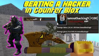 Download DESTROYING a HACKER in Counter Blox!! Video