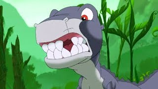 Download The Land Before Time Full Episodes | The Mysterious Tooth Crisis 104 | Cartoon for Kids Video