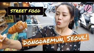 Download Korean Street Food in Dongdaemun!! Video