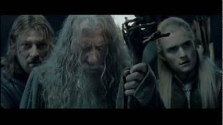 Download Lord of the RIngs - Gandalf vs Balrog (Crisp 480p) Video
