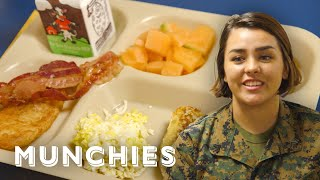 Download Cooking Breakfast for 1,500 on a US Navy Ship Video
