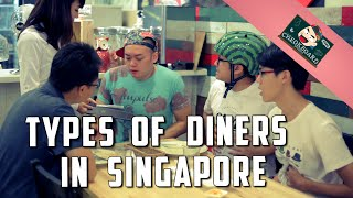 Download Types Of Diners In Singapore Video