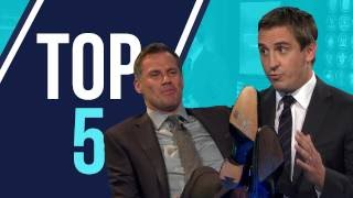 Download Top 5 | Carragher and Neville's Best Banter! Video