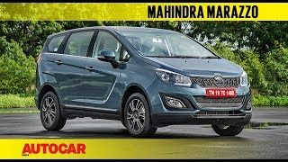 Download Mahindra Marazzo | First Drive Review | Autocar India Video