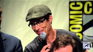 Download The Flash - DC Comics Night at Comic-Con 2014 Presenting Gotham, The Flash, Constantine and Arrow Video