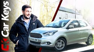 Download Ford KA+ 2017 Review - Now bigger, but does that mean better? - Car Keys Video