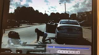 Download Euclid police release dash cam video of ″violent struggle″ with Richard Hubbard III Video