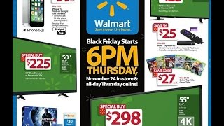 Download Walmart Black Friday 2016! Video