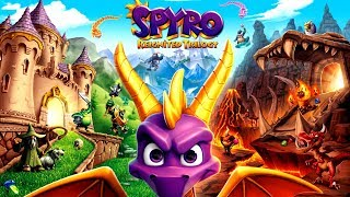 Download Official Cover Art Revealed! Spyro Reignited Trilogy - First Glimpse Of Ripto & Sorceress Video